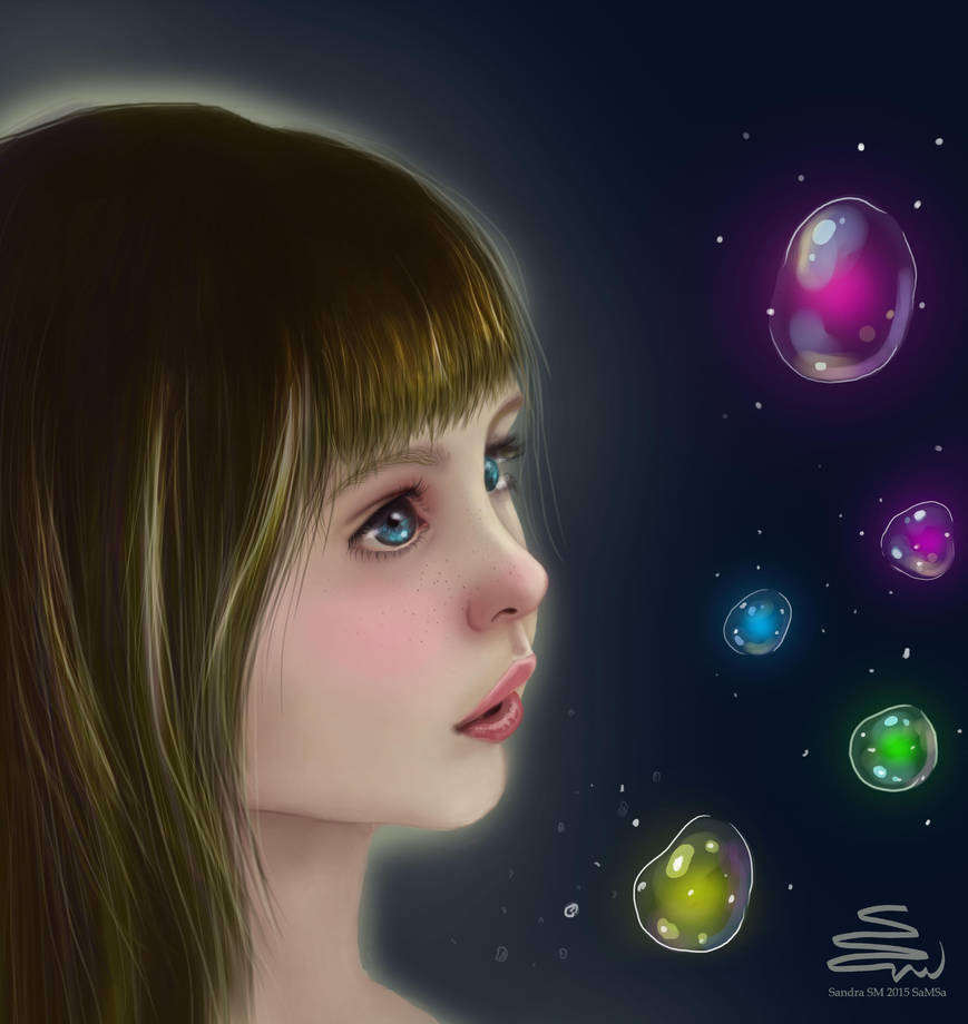 Imagination by sandragonfly