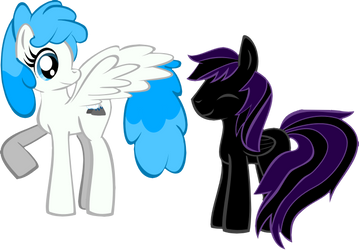 Freeze Pop and Blacklight by SketchySounds