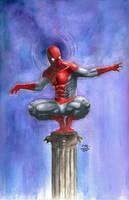 Spiderman by MichyKahuya