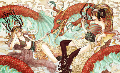 Dragon Guardians by Yuuza