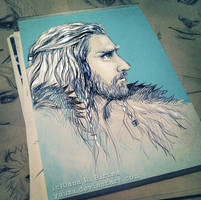 Thorin Oakenshield by Yuuza