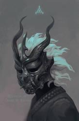 Oni Mask by Yuuza
