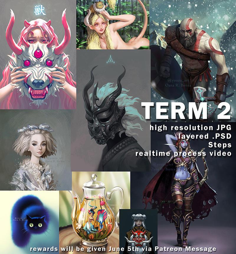 Term 2 Patreon by Yuuza
