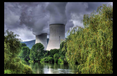 nuclear power plant 2 by 21711