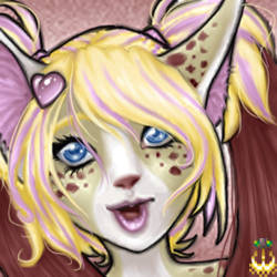 Portrait - Diamonde by faeriekin