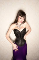 My 18inch corset by DenaMassque