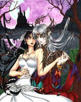 Dark Waltz: Enchanted Moonlight by MikoKa