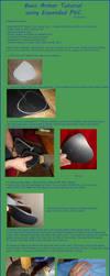 Expanded PVC Basic Armor Tutorial by nyunyucosplay