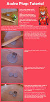 Evangelion Asuka Plug Tutorial by nyunyucosplay