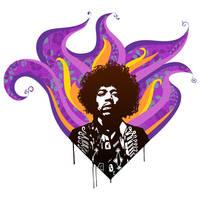 Hendrix by tskrening