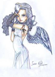 Silvia by Aura-Alora