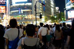 Shibuya II by MetaAnomie