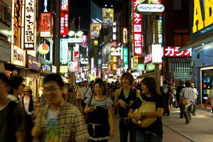 Shibuya III by MetaAnomie