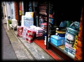 Futon Shop by MetaAnomie