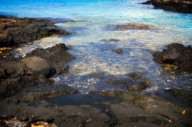 Hawaii Coast II by MetaAnomie