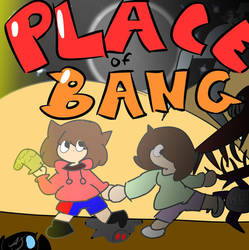 Place of Bang Comic Title by LuigivsDEVIANT