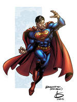 Superman by alexsollazzo