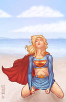 Super Girl by alexsollazzo
