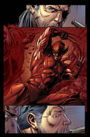 Wolverine Origins 1 by alexsollazzo