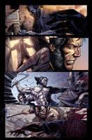 Wolverine Origins 2 by alexsollazzo