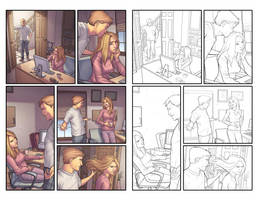 Morning glories 16 page 25 by alexsollazzo