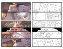 Morning glories 16 page 26 by alexsollazzo