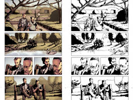 Peter Panzerfaust Issue 2 page 1 by alexsollazzo
