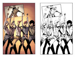 Peter Panzerfaust Issue 5 page 19 by alexsollazzo