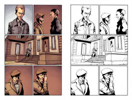 Peter Panzerfaust Issue 5 page 21 by alexsollazzo