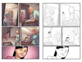 Morning glories 20 page 7 by alexsollazzo