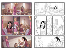 Morning glories 20 page 12 by alexsollazzo