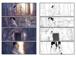 Morning glories 20 page 20 by alexsollazzo