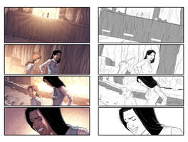 Morning glories 20 page 25 by alexsollazzo