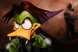 Count Duckula   J1280 by JARCH1280