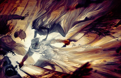 The Mistborn by deerlordhunter