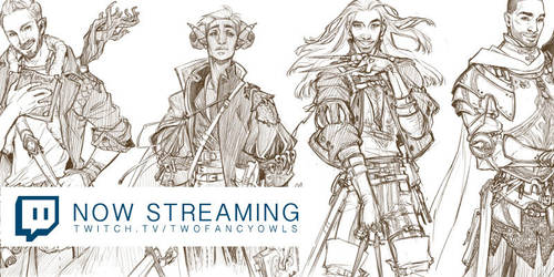 Live Stream Time! by deerlordhunter