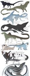 Sharkmuts by greyanimebeast