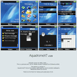 AquadromeXT v320 by eminanza