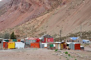 Puente del Inca Village by ultradeq
