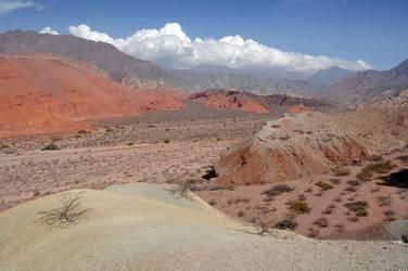 Quebrada de Cafayate I by ultradeq