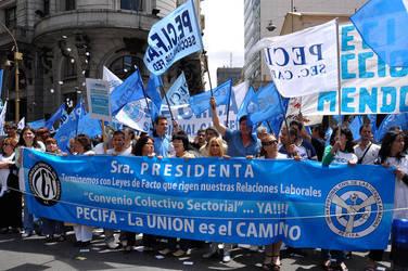 Demonstration by ultradeq