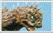 Varan Stamp by Miss-DNL
