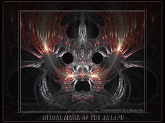 Ritual_Mask_Of_The_Jatafu_by_c by DeviousFractals