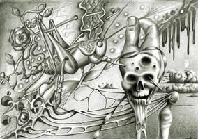 Dali's Nightmare by thomasbossert