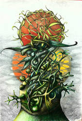 mystic flower 2 by thomasbossert