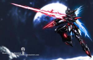 Gundam Uranus P3 by masarebelth