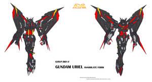 Gundam Uriel Annihilate Form by masarebelth