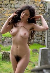 Churchyard by CelticGlamour