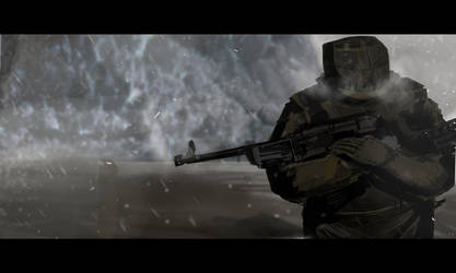 Nuke in Siberia by Digit-XII