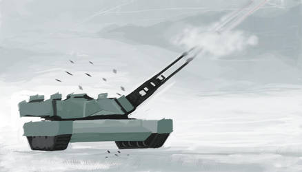 Anti-Air mobile system. by Digit-XII